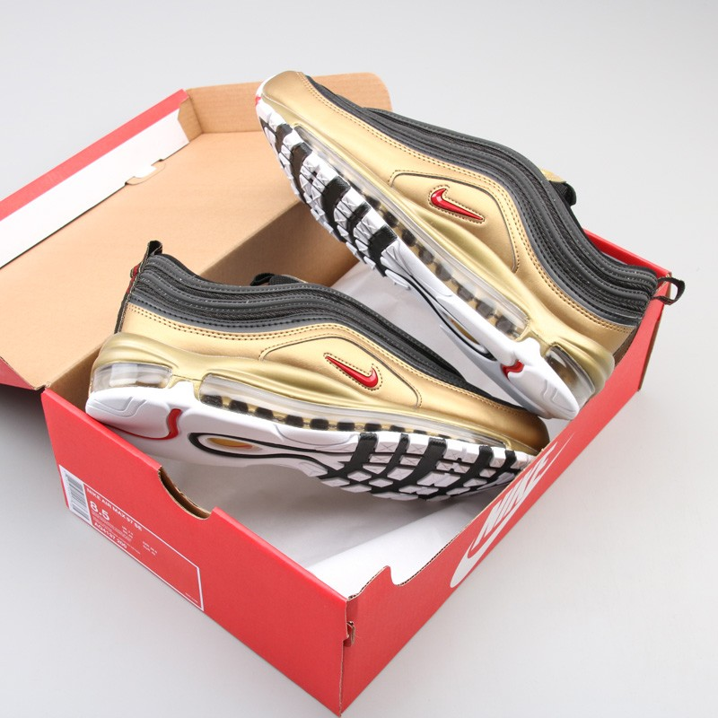 Nike Air Max 97 Black Gold For Sale