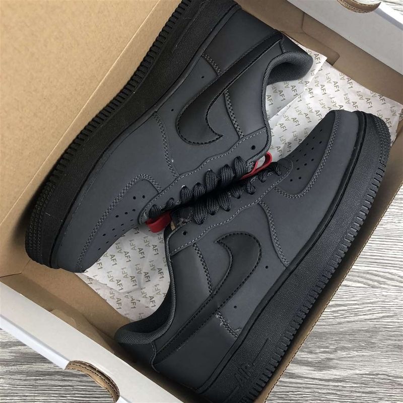 Nike Air Force 1 Low Moody Hues Black Anthracite CI0059-001 New Sale