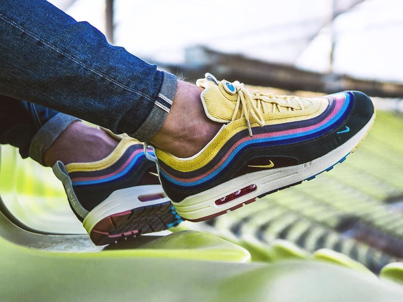 Sean Wotherspoon Air Max 97-1 On Feet