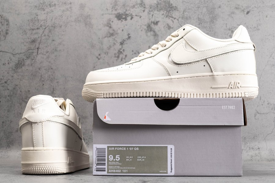 AH8462-101 Air Force 1 Low Swoosh Pack Replaceable Swooshes New Sale