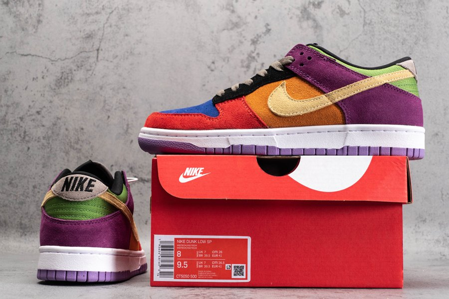 2019 Nike Dunk Low SP Viotech CT5050-500 New Sale