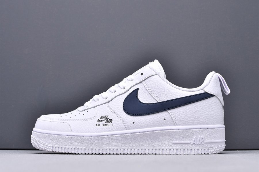 CZ4203-101 Nike Air Force 1 Low White Obsidian New Sale