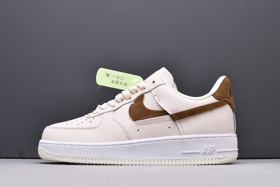 DC1425-100 Nike Air Force 1 Low Vandalized Light Orewood Brown