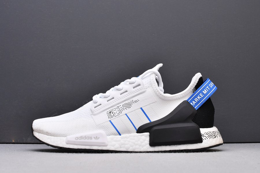 FY1482 adidas NMD_R1 v2 Circuit Board White New Sale
