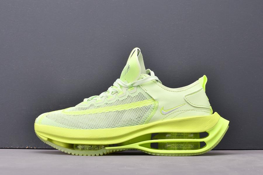 CI0804-700 Nike Zoom Double Stacked Barely Volt New Sale