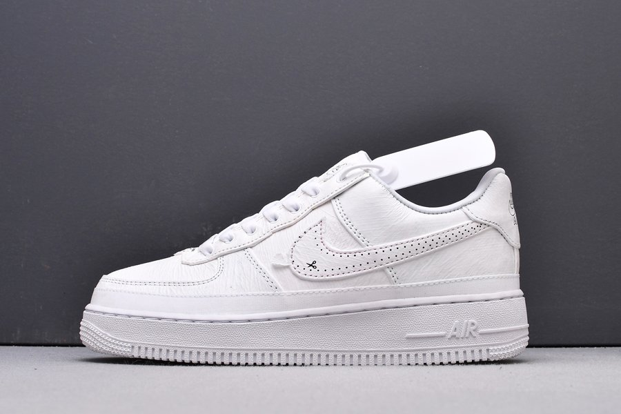 CJ1650-101 Nike Air Force 1 Low LX Tear-Away White Multi-color New Sale