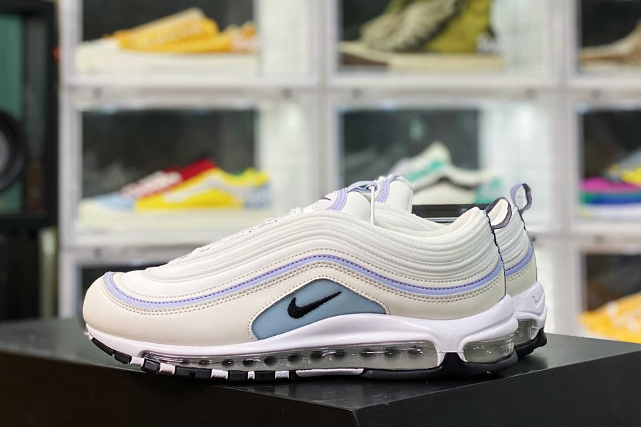 CZ6087-102 Nike Air Max 97 Ghost Men and Women New Sale