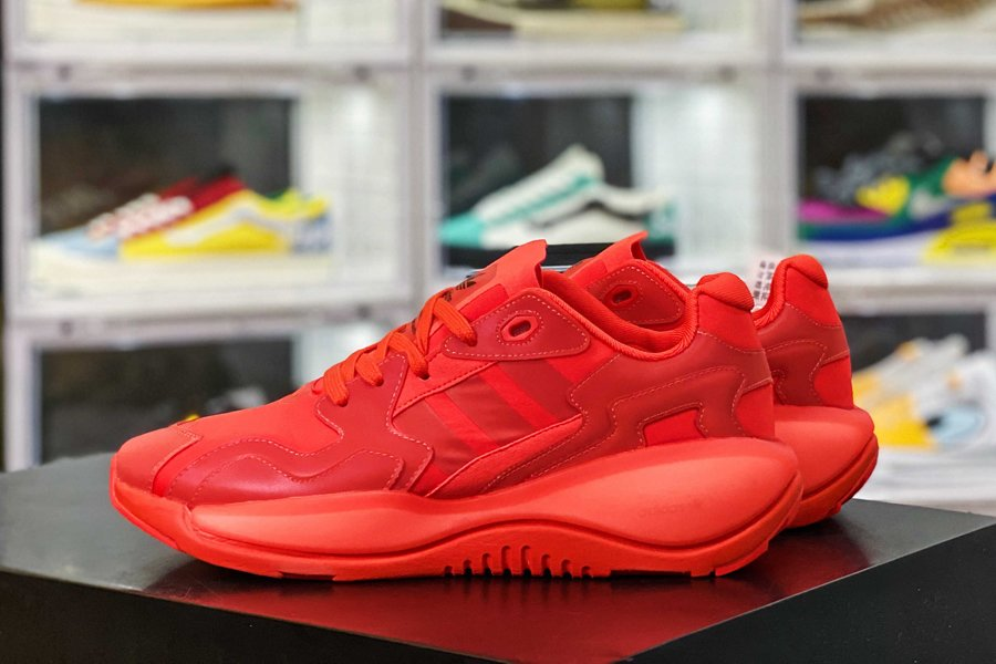 adidas Originals ZX Alkyne BOOST All Red To Buy