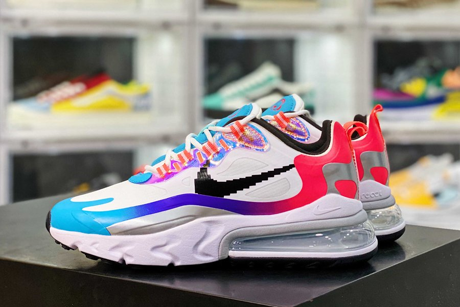 DC0833-101 Nike Air Max 270 React Have a Good Game New Sale