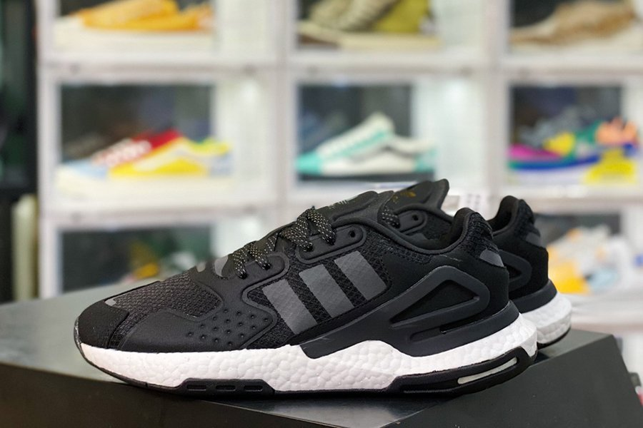 Buy adidas Day Jogger Black White Shoes Online