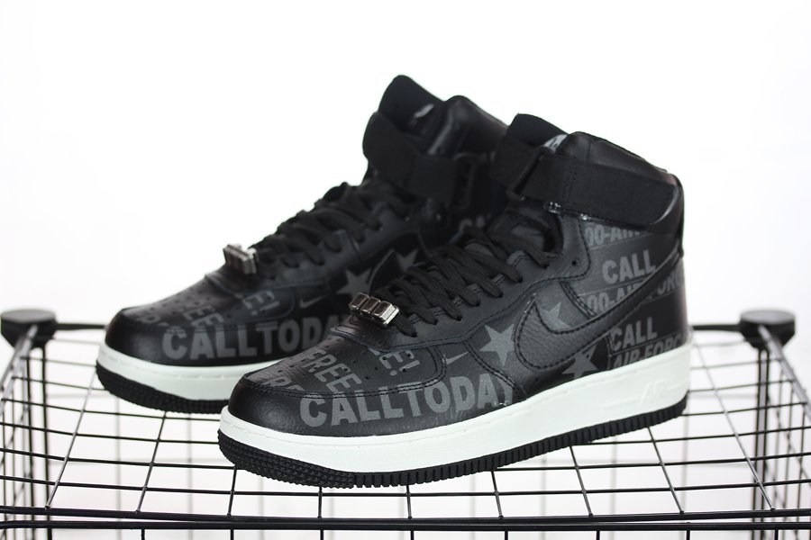 CU1414-001 Nike Air Force 1 Low Toll Free In Black Outlet