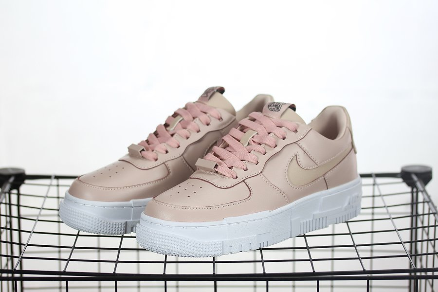 CK6649-200 Nike Air Force 1 Pixel Particle Beige New Sale
